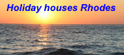Holiday houses Rhodes